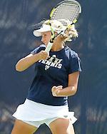FIU Tennis defeats Penn at FIU Tennis facility.