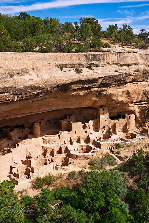 Cliff Palace Ruin, Mesa Verde National Park, Colorado