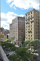 View from 780 West End Avenue