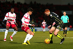 Rory Gaffney of Bristol Rovers - Mandatory by-line: Robbie Stephenson/JMP - 27/01/2018 - FOOTBALL - The Keepmoat Stadium - Doncaster, England - Doncaster Rovers v Bristol Rovers - Sky Bet League One
