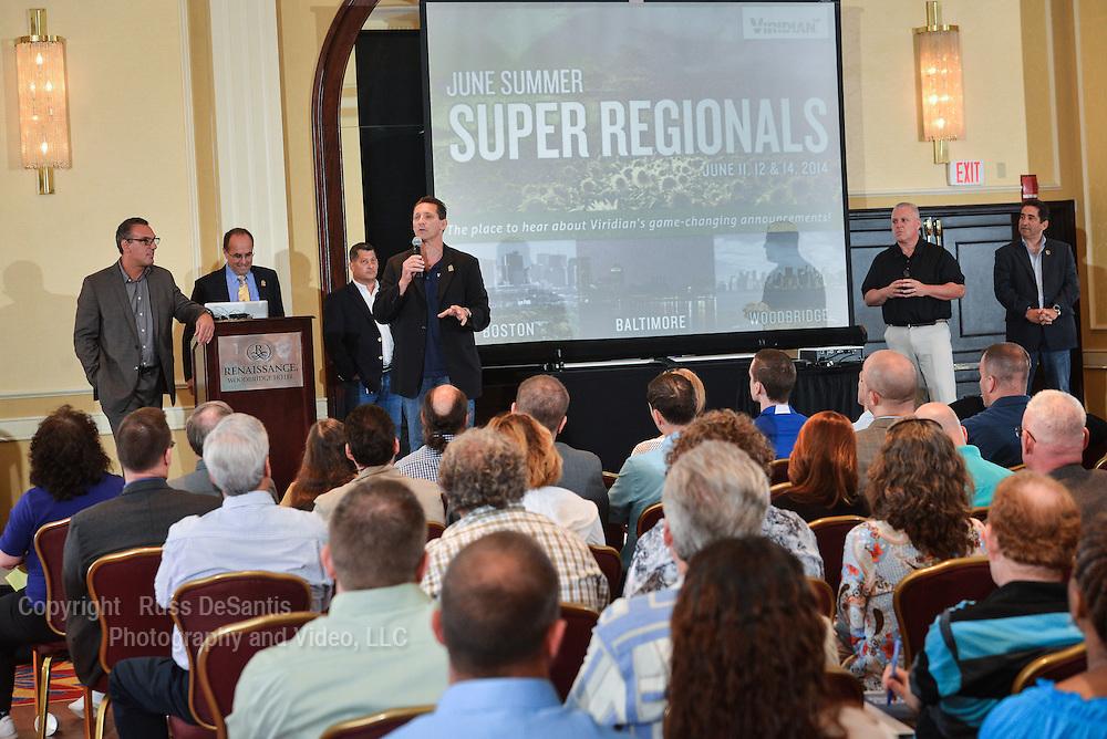 Viridian Energy held its Summer Super Regional Meeting at Renaissance Woodbridge in Iselin, NJ, on Saturday, June 14, 2014./Russ DeSantis Photography and Video, LLC