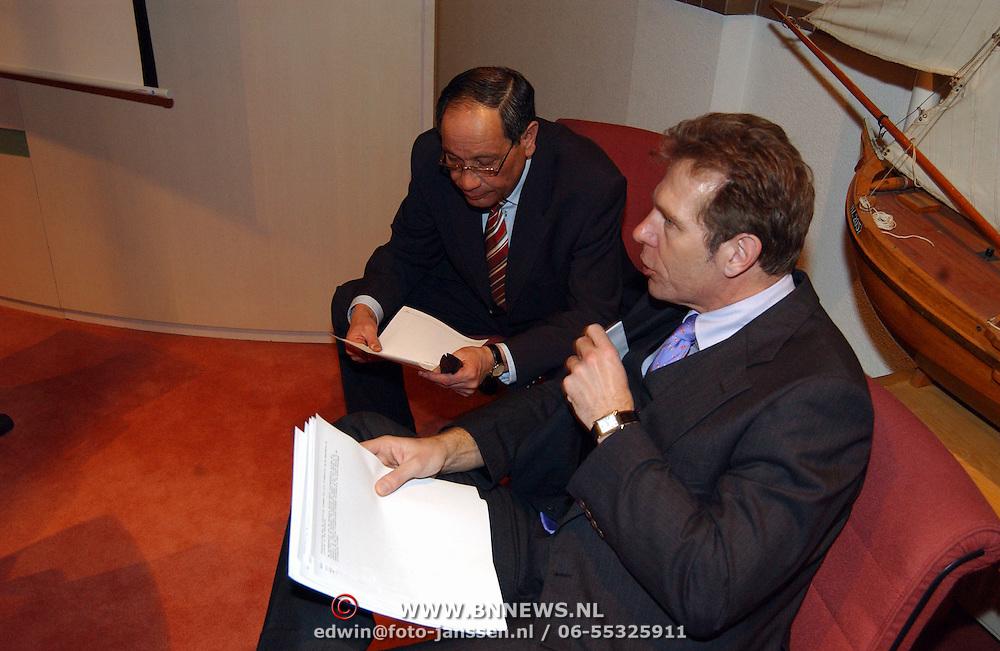 Stemmen Landelijke verkiezingen 2003, overleg, burgemeester Jos Verdier
