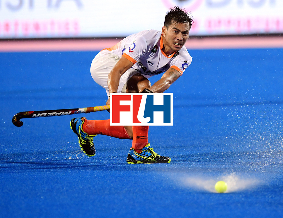 Odisha Men's Hockey World League Final Bhubaneswar 2017<br /> Match id:19<br /> India v Argentina<br /> Foto: <br /> COPYRIGHT WORLDSPORTPICS FRANK UIJLENBROEK
