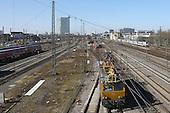 Stromausfall am Hauptbahnhof Mannheim