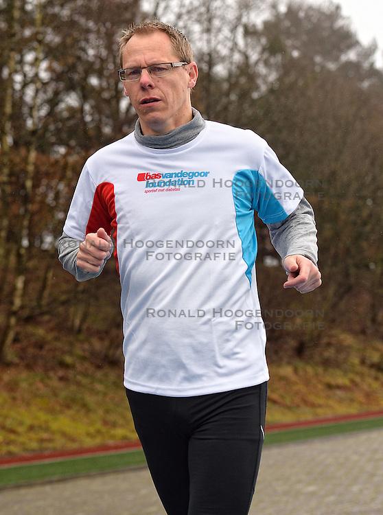 21-03-2015 NED: We Run 2 Change Diabetes NY 2015, Arnhem<br /> We run to change diabetes, training van de groep hardlopers met diabetes die op 1 november 2015 hun grenzen gaan verleggen in de marathon van New York / Peter