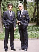 Giochi Olimpici Los Angeles 1984<br /> alessandro gamba, pierluigi marzorati
