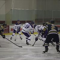 Men's Ice Hockey: Bethel University (Minnesota) Royals vs. University of St. Thomas (Minnesota) Tommies
