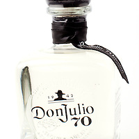 Don Julio 70th Anniv. Anejo -- Image originally appeared in the Tequila Matchmaker: http://tequilamatchmaker.com