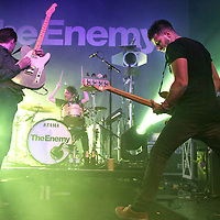 The Enemy in concert at The O2 ABC, Glasgow, Scotland, Great Britain 21st September 2016