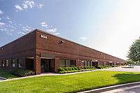 Exterior Image of 504 McCormick Drive at International Trade Center by Jeffrey Sauers of Commercial Photographics, Architectural Photo Artistry in Washington DC, Virginia to Florida and PA to New England
