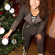NLD/Hilversum/20151207- Sky Radio's Christmas Tree for Charity, Ellen ten Damme