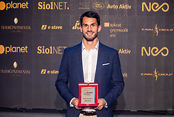 Sasa Ivkovic of Maribor during SPINS XI Nogometna Gala 2019 event when presented best football players of Prva liga Telekom Slovenije in season 2018/19, on May 19, 2019 in Slovene National Theatre Opera and Ballet Ljubljana, Slovenia. Photo by Vid Ponikvar / Sportida