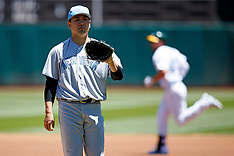 20170617 - New York Yankees at Oakland Athletics