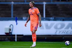Aden Flint of Cardiff City - Mandatory by-line: Ryan Hiscott/JMP - 28/08/2020 - FOOTBALL - Memorial Stadium - Bristol, England - Bristol Rovers v Cardiff City - Pre Season Friendly