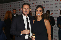 Frank Lampard with Christine Lampard