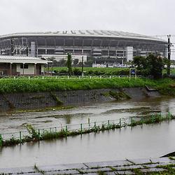 Typhoon Hagibis - Rugby World Cup