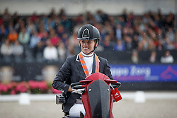 Van der Horst Rixt, (NED)<br /> Para Dressuur Finale<br /> Dutch Championship Dressage - Ermelo 2015<br /> © Hippo Foto - Dirk Caremans<br /> 19/07/15