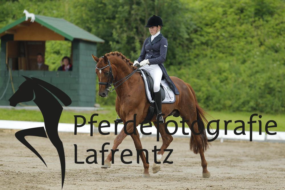 Boer, Paula de, Le Rouge 7<br /> Eutin - Dressur- und Springturnier<br /> © www.sportfotos-lafrentz.de/Stefan Lafrentz