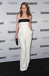 Michelle Dockery bei der 2016 Entertainment Weekly Pre Emmy Party in Los Angeles / 160916<br /> <br /> ***2016 Entertainment Weekly Pre-Emmy Party in Los Angeles, California on September 16, 2016***