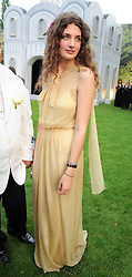 DAISY BEVAN at the Raisa Gorbachev Foundation Party held at Stud House, Hampton Court Palace on 5th June 2010.  The night is in aid of the Raisa Gorbachev Foundation, an international fund fighting child cancer.