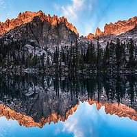 Sawtooth Reflections