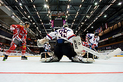 Jozef Ondrejka of Slovakia at IIHF In-Line Hockey World Championships qualification match between National teams of Germany and Great Britain on July 1, 2010, in Karlstad, Sweden. (Photo by Matic Klansek Velej / Sportida)