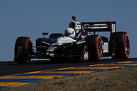 Mike Conway, Indy Grand Prix of Sonoma, Infineon Raceway, Sonoma, CA USA