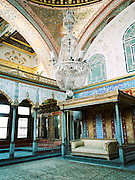 Imperial Hall in the Topkapi Palace