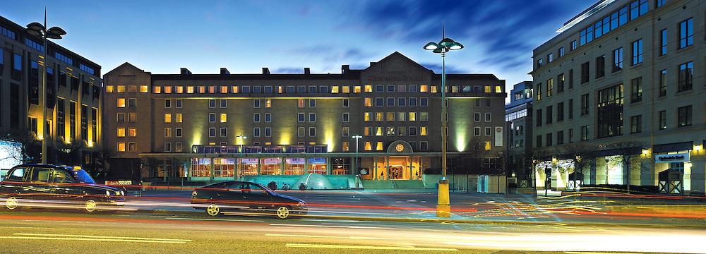 Sheraton Grand Hotel Lothian Road Edinburgh