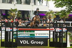 Nooren Lisa, NED, VDL Groep Sabech D'Ha <br /> CSI Eindhoven 2018<br /> © Sharon Vandeput<br /> 15:40:49