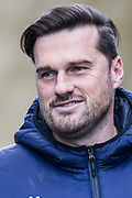 Neil Cutler, Goalkeeping Coach for Aston Villa FC arriving at the stadium ahead of the Premier League match between Brighton and Hove Albion and Aston Villa at the American Express Community Stadium, Brighton and Hove, England on 18 January 2020.