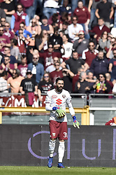 "March 3, 2019 - Torino, Italia - Foto LaPresse/Nicolò Campo .03/03/2019 Torino (Italia) .Sport Calcio .Torino vs ChievoVerona - Campionato italiano di calcio Serie A TIM 2018/2019 - ""stadio Olimpico Grande Torino"" .Nella foto: Salvatore Sirigu (Torino FC)..Photo LaPresse/Nicolò Campo .March 3, 2019 Turin (Italy).Sport Soccer.Torino vs ChievoVerona  - Italian Football Championship League A TIM 2018/2019 - ""stadio Olimpico Grande Torino"" .In the pic: Salvatore Sirigu  (Credit Image: © Nicolò Campo/Lapresse via ZUMA Press)"