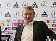 Former German Football Association president Wolfgang Niersbach is facing a two-year ban from all football-related activity.<br /> The independent ethics committee of world governing body Fifa recommended Niersbach be punished for a breach of its ethics code.<br /> In November, the 66-year-old resigned from his role as German FA president over bribery allegations<br /> Picture by EXPA Pictures/Focus Images Ltd 07814482222<br /> 20/05/2016<br /> ***UK &amp; IRELAND ONLY***<br /> EXPA-EIB-131018-0014.jpg