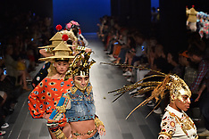 NYFW: Desigual Fashion Show - 7 Sep 2017