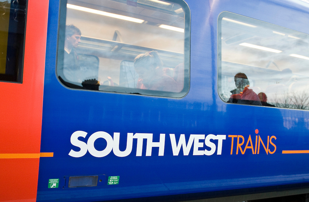 London Jan 15 South West Trains operated by Stagecoach Group  is axing 480 jobs including Managers and Admin staff...Please telephone : +44 (0)845 0506211 for usage fees .***Licence Fee's Apply To All Image Use***.*Unbylined uses will incur an additional discretionary fee!*.XianPix Pictures  Agency  tel +44 (0) 845 050 6211 e-mail sales@xianpix.com www.xianpix.com