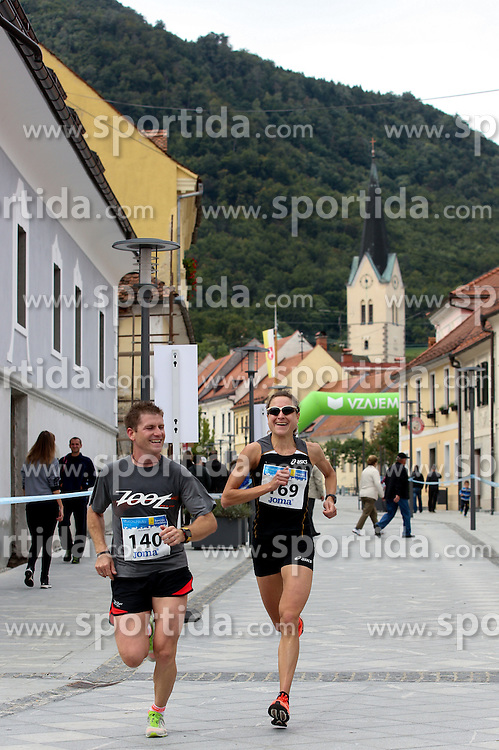 at 3rd Marathon of Slovenske Konjice 2015 on September 27, 2015 in Slovenske Konjice, Slovenia. Photo by Matic Klansek Velej / Sportida