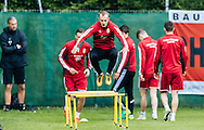 Gergoe Lovrencsics pictured during Hungary training at Steinbergstadion, Leogang, Austria.<br /> Picture by EXPA Pictures/Focus Images Ltd 07814482222<br /> 31/05/2016<br /> ***UK &amp; IRELAND ONLY***<br /> EXPA-FEI-160601-4057.jpg