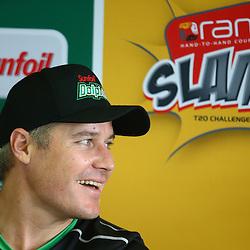 2,12,2015 Sunfoil Dolphins RAM Slam T20 Challenge media opportunity