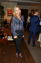 MARISSA HERMER at a private view of the Beulah Winter Autumn Winter collection entitled 'Chrysalis' held at The South Kensington Club, London SW7 on 24th September 2015.