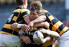 Wellington-Rugby. ITM Cup, Wellington v Taranaki, October 14