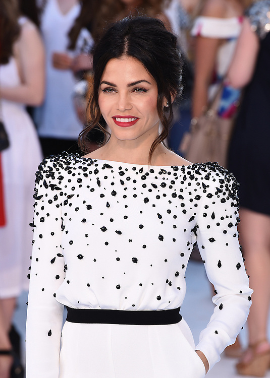 Jenna Dewan  attends Magic Mike XXL European Premiere at Vue West End, Leicester Square, London  on Tuesday 30 June 2015