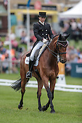REVE DU ROUET ridden by Sarah Bullimore at REVE DU ROUET ridden by Sarah Bullimore at Bramham International Horse Trials 2016 at Bramham Park, Bramham, United Kingdom on 10 June 2016. Photo by Mark P Doherty.