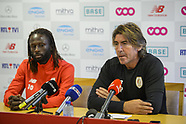 Team Standard de Liege Press conference - 08 Sept 2017