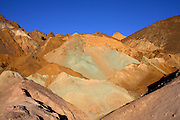 Artists Palette Painted Desert in Death Valley National Park