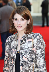 © Licensed to London News Pictures. 13/05/2014, UK. Jodie Whittaker, Two Faces Of January - UK Film Premiere, Curzon Mayfair, London UK, 13 May 2014,. Photo credit : Richard Goldschmidt/Piqtured/LNP