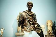 Augustus Caesar - Gaius Julius Caesar Octavianus (63 BC-14 AD), first Roman Emperor from 27 BC
