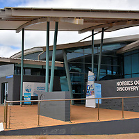 Nobbies Discovery Centre on Summerland Peninsula on Phillip Island, Australia<br /> At the west end of Phillip Island is Nobbies Ocean Discovery Centre. Inside are play activities, informative exhibits, a gift shop and restaurant. The best feature for its educational value and sheer fun is the Antarctic Journey, a multimedia exploration of the world&rsquo;s southernmost continent. The whole family will be thrilled to virtually experience the bone-chilling cold, barren landscape and diverse wildlife at the other side of the Southern Ocean.