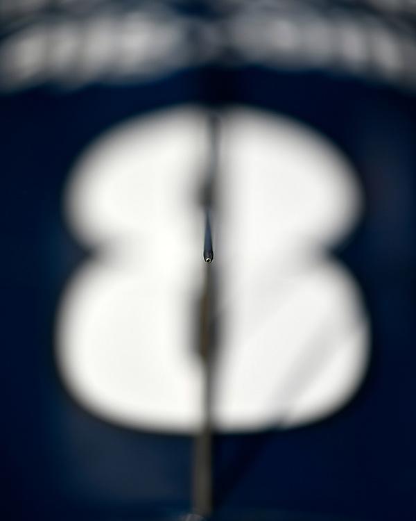 Verizon IndyCar Series<br /> Desert Diamond West Valley Phoenix Grand Prix<br /> Phoenix Raceway, Avondale, AZ USA<br /> Friday 28 April 2017<br /> Max Chilton, Chip Ganassi Racing Teams Honda pitot tube<br /> World Copyright: Scott R LePage<br /> LAT Images<br /> ref: Digital Image lepage-170428-phx-537