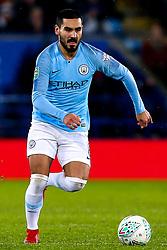Ilkay Gundogan of Manchester City - Mandatory by-line: Robbie Stephenson/JMP - 18/12/2018 - FOOTBALL - King Power Stadium - Leicester, England - Leicester City v Manchester City - Carabao Cup Quarter Finals