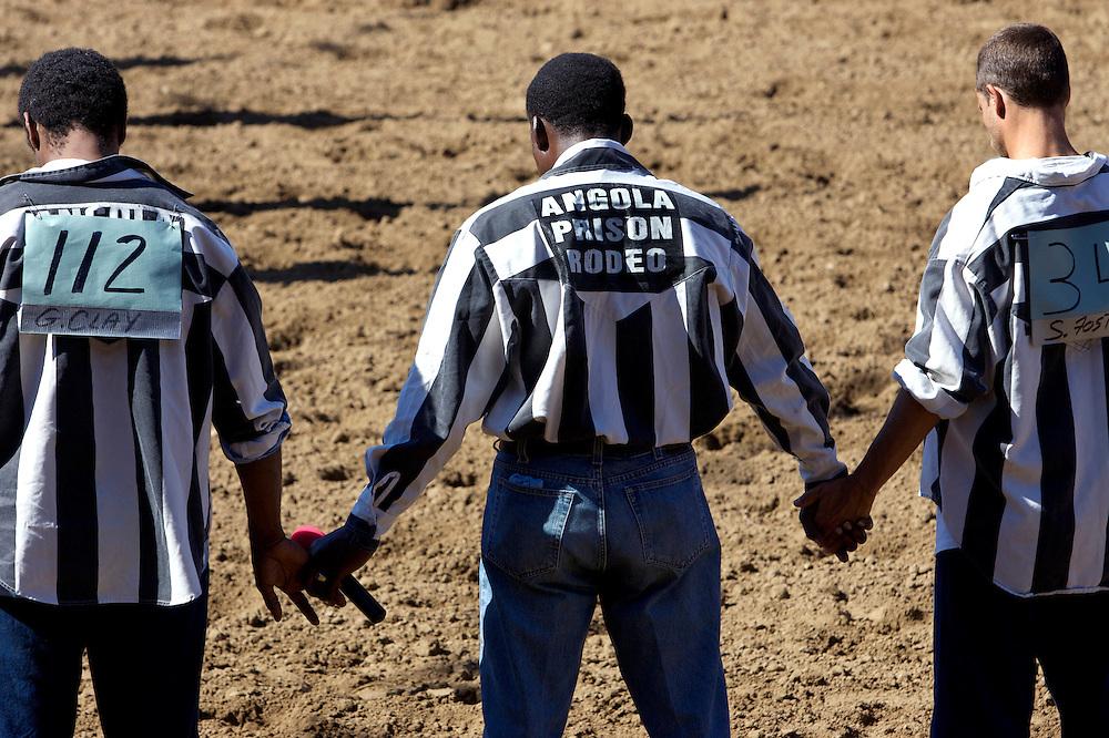 VERENIGDE STATEN-ANGOLA-Louisiana State Prison Rodeo. COPYRIGHT GERRIT DE HEUS, UNITED STATES-ANGOLA- Angola Prison Rodeo. Photo: Gerrit de Heus